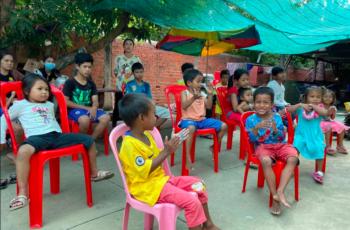 Cambodian Children's Trust